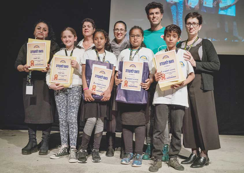 תחרות הכותבים הצעירים : הישגים מרשימים לתלמידי רחובות | שישי בעיר | חדשות רמלה לוד רחובות נס-ציונה והסביבה
