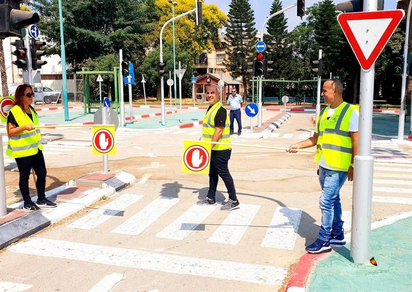 זהירות בדרכים   שישי בעיר   חדשות רמלה לוד רחובות נס-ציונה והסביבה