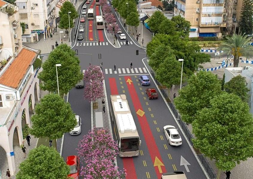 תחבורה ציבורית | שישי בעיר | חדשות רמלה לוד רחובות נס-ציונה והסביבה