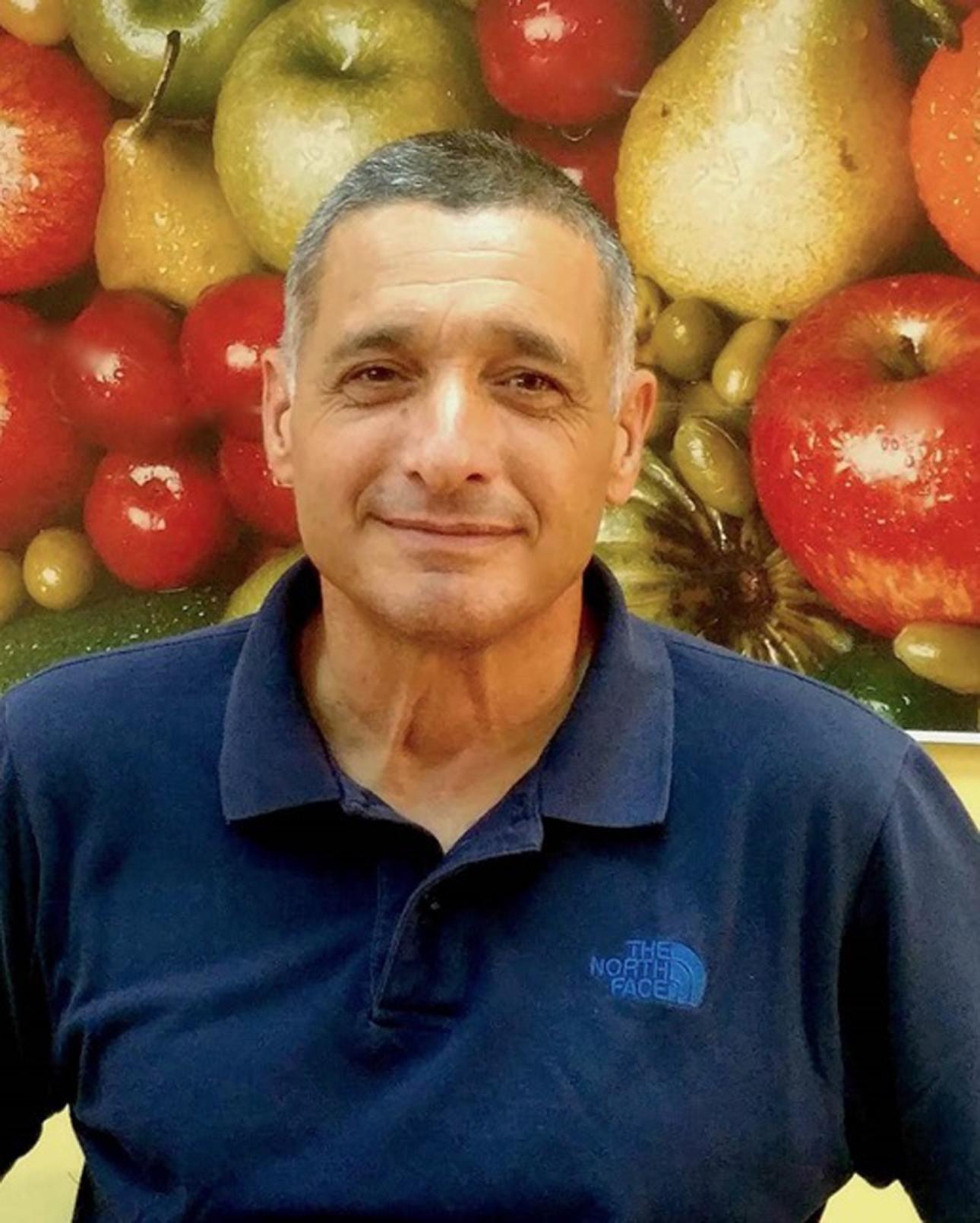 ירון בלחסן מנכל ארגון מגדלי הפרות בישראל- צילום ארגון מגדלי הפירות (1)