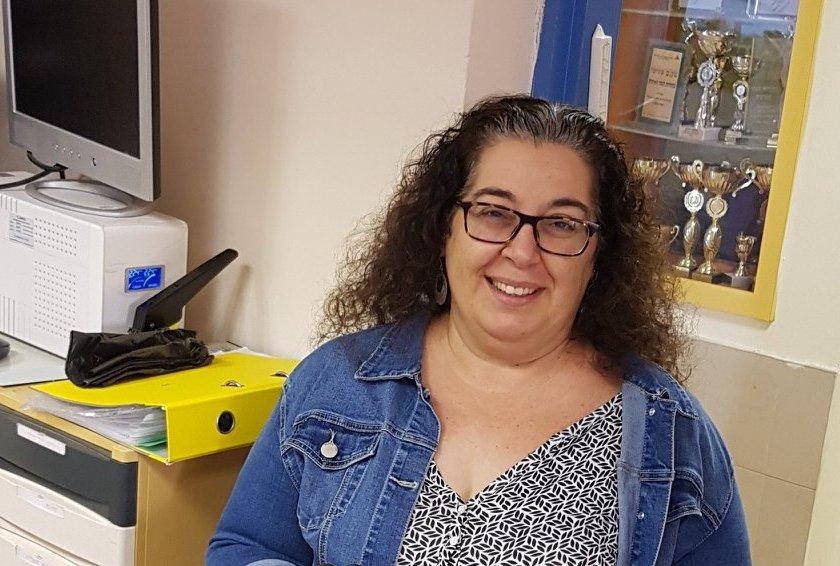 דר שרון רחמים, מנהלת פסגה לוד 100% מבתי הספר בלוד זוכים לפיתוח מקצועי בית ספרי