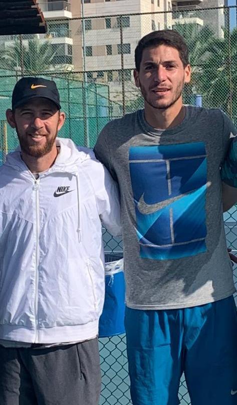 ישי עוליאל מרמלה אלוף ישראל בטניס 1