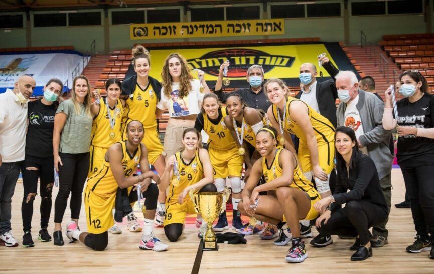 כדורסל נשים - פתיחה חלומית לנווה דוד רמלה. קרדיט תמונה יורם מרדכי