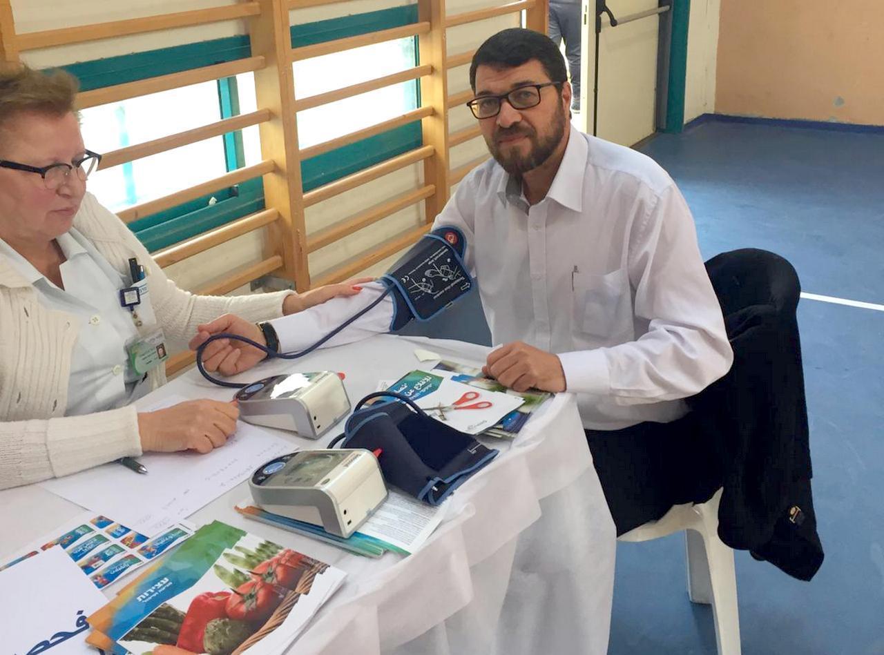 העיקר הבריאות! ועדת בריאות עירונית ביוזמת מחזיק תיק הבריאות, אקרם סקאללה