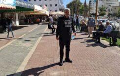 פרדי דבשה במרכז העיר רמלה | שישי בעיר חדשות רמלה לוד