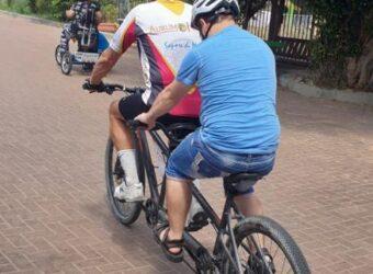 חוג אופניים של אקים לוד