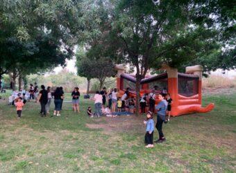אלפים מילדי רמלה חגגו את לג בעומר 2