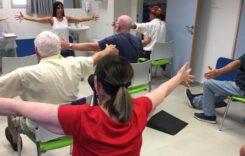 העיקר הבריאות, שיתוף פעולה בין כללית למועדוני הגיל השלישי בלוד