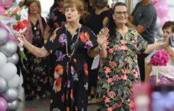 תצוגת אופנה במרכז יום לקשיש 1 (1)