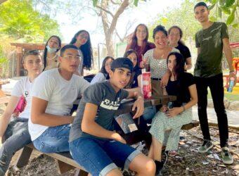 המדצים החדשים של לוד - 15 בני נוער ממגוון התיכונים בעיר