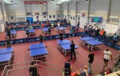 מרכז הטניס המפואר בלוד מארח את טורניר עובדי התעשייה האוירית